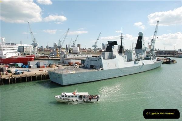 2013-05-25 Portsmouth - English Chanel - Celtic Sea - Atlantic Ocean.  (67)0067