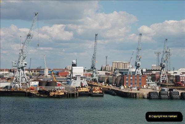 2013-05-25 Portsmouth - English Chanel - Celtic Sea - Atlantic Ocean.  (73)0073