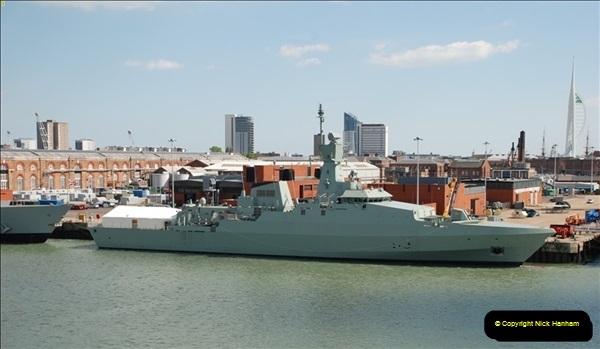 2013-05-25 Portsmouth - English Chanel - Celtic Sea - Atlantic Ocean.  (74)0074
