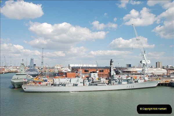 2013-05-25 Portsmouth - English Chanel - Celtic Sea - Atlantic Ocean.  (78)0078