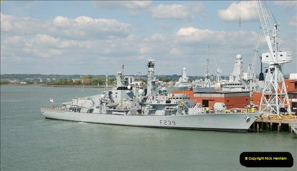 2013-05-25 Portsmouth - English Chanel - Celtic Sea - Atlantic Ocean.  (82)0082