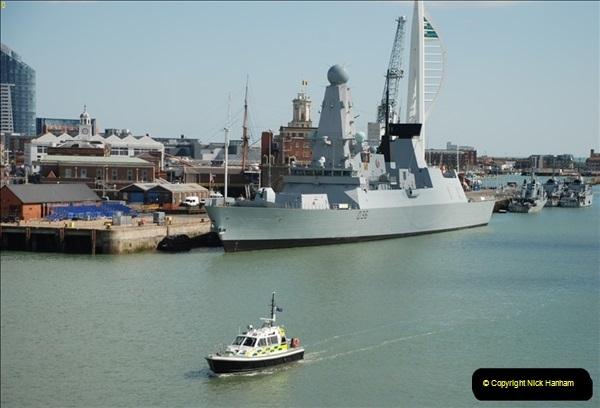 2013-05-25 Portsmouth - English Chanel - Celtic Sea - Atlantic Ocean.  (83)0083
