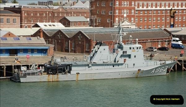 2013-05-25 Portsmouth - English Chanel - Celtic Sea - Atlantic Ocean.  (89)0089
