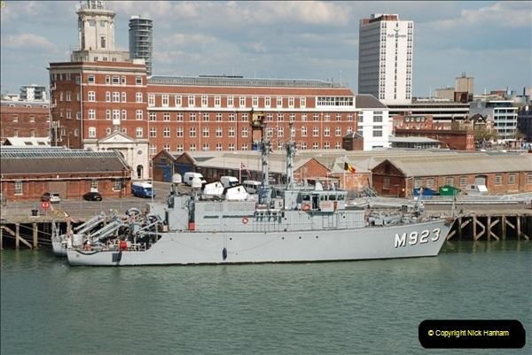 2013-05-25 Portsmouth - English Chanel - Celtic Sea - Atlantic Ocean.  (90)0090