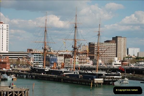 2013-05-25 Portsmouth - English Chanel - Celtic Sea - Atlantic Ocean.  (91)0091