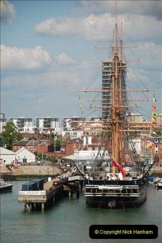 2013-05-25 Portsmouth - English Chanel - Celtic Sea - Atlantic Ocean.  (92)0092