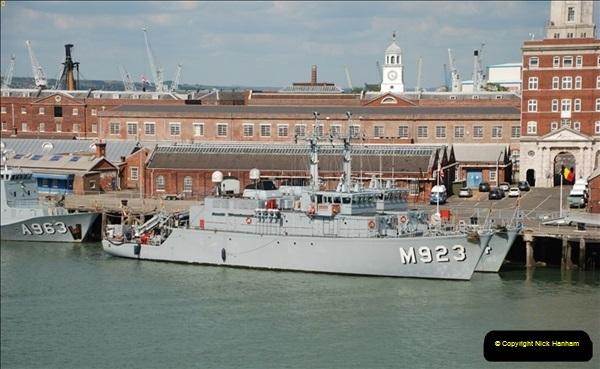 2013-05-25 Portsmouth - English Chanel - Celtic Sea - Atlantic Ocean.  (93)0093