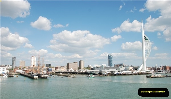 2013-05-25 Portsmouth - English Chanel - Celtic Sea - Atlantic Ocean.  (95)0095