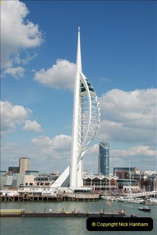2013-05-25 Portsmouth - English Chanel - Celtic Sea - Atlantic Ocean.  (96)0096