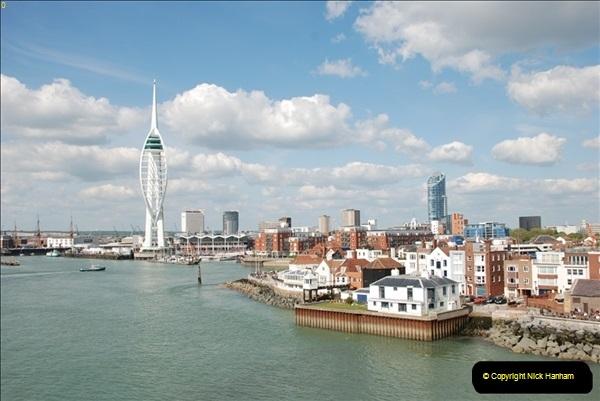 2013-05-25 Portsmouth - English Chanel - Celtic Sea - Atlantic Ocean.  (99)0099