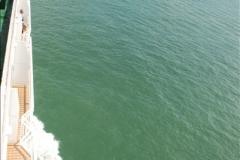 2013-05-25 Portsmouth - English Chanel - Celtic Sea - Atlantic Ocean.  (112)0112