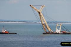 2013-05-25 Portsmouth - English Chanel - Celtic Sea - Atlantic Ocean.  (129)0129