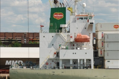 2013-05-25 Portsmouth - English Chanel - Celtic Sea - Atlantic Ocean.  (16)0016