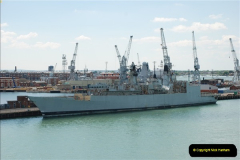 2013-05-25 Portsmouth - English Chanel - Celtic Sea - Atlantic Ocean.  (29)0029