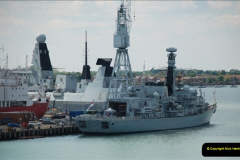2013-05-25 Portsmouth - English Chanel - Celtic Sea - Atlantic Ocean.  (30)0030