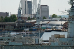 2013-05-25 Portsmouth - English Chanel - Celtic Sea - Atlantic Ocean.  (31)0031