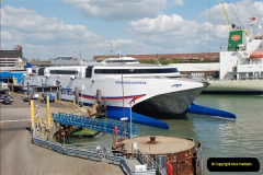 2013-05-25 Portsmouth - English Chanel - Celtic Sea - Atlantic Ocean.  (46)0046