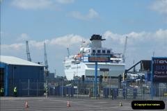 2013-05-25 Portsmouth - English Chanel - Celtic Sea - Atlantic Ocean.  (5)0005