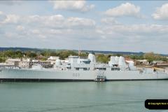2013-05-25 Portsmouth - English Chanel - Celtic Sea - Atlantic Ocean.  (58)0058