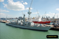 2013-05-25 Portsmouth - English Chanel - Celtic Sea - Atlantic Ocean.  (63)0063
