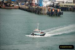 2013-05-25 Portsmouth - English Chanel - Celtic Sea - Atlantic Ocean.  (66)0066