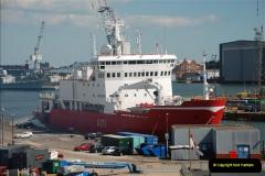 2013-05-25 Portsmouth - English Chanel - Celtic Sea - Atlantic Ocean.  (68)0068
