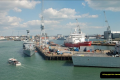 2013-05-25 Portsmouth - English Chanel - Celtic Sea - Atlantic Ocean.  (69)0069