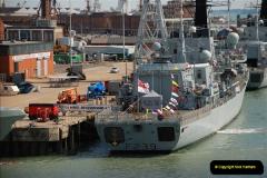 2013-05-25 Portsmouth - English Chanel - Celtic Sea - Atlantic Ocean.  (75)0075