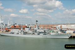 2013-05-25 Portsmouth - English Chanel - Celtic Sea - Atlantic Ocean.  (85)0085