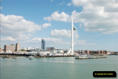 2013-05-25 Portsmouth - English Chanel - Celtic Sea - Atlantic Ocean.  (94)0094