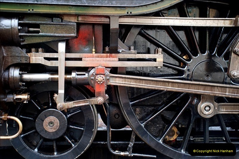 2019-03-20 Flying Scotsman at Swanage (26) 072
