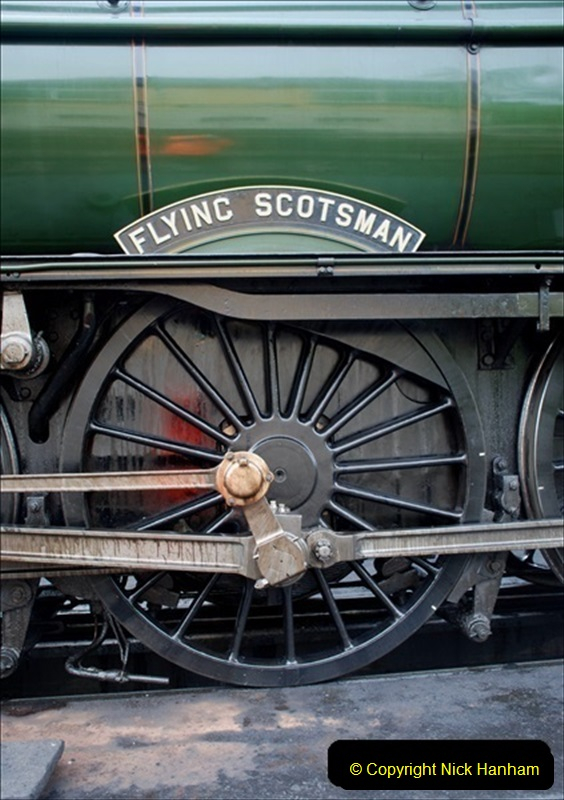 2019-03-20 Flying Scotsman at Swanage (28) 074