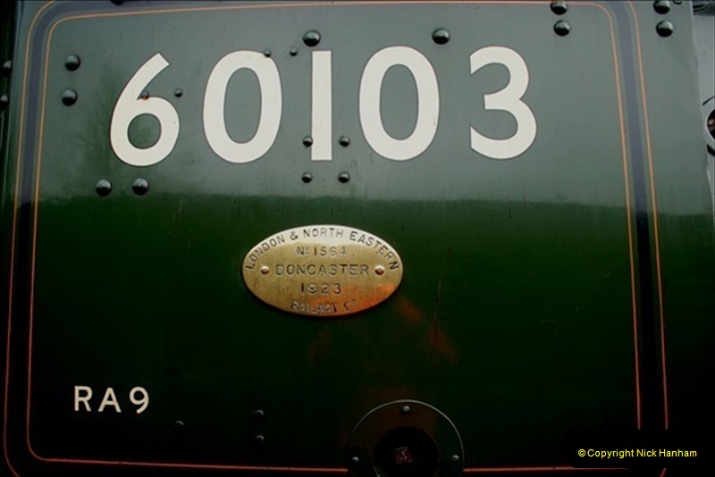 2019-03-20 Flying Scotsman at Swanage (33) 079