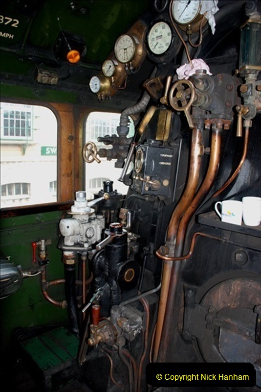 2019-03-20 Flying Scotsman at Swanage (35) 081
