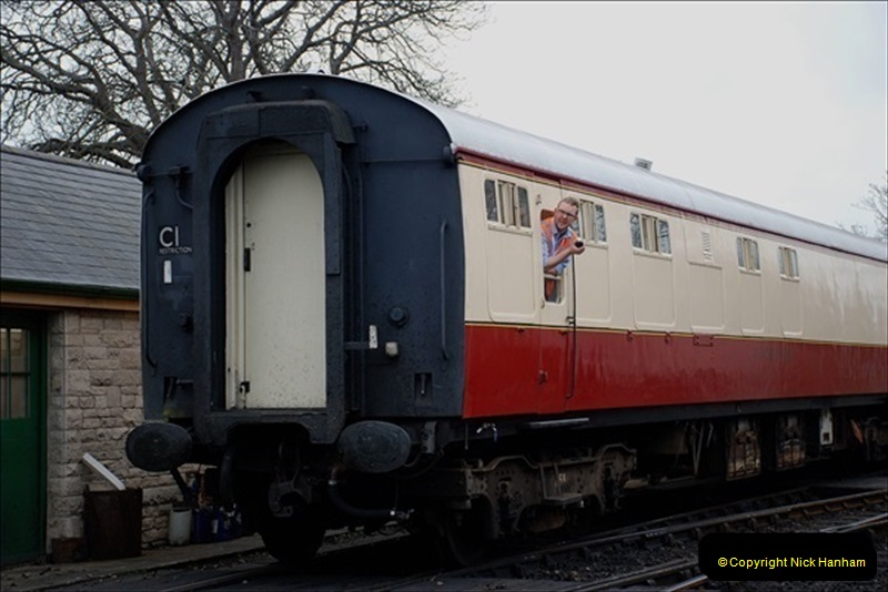 2019-03-22 Flying Scotsman at Swanage. (118) 291