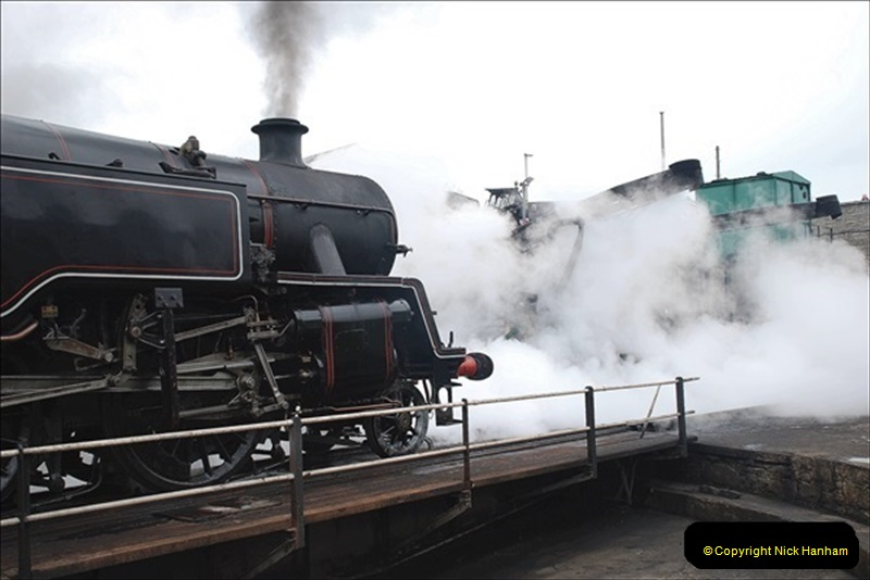 2019-03-22 Flying Scotsman at Swanage. (237) 410