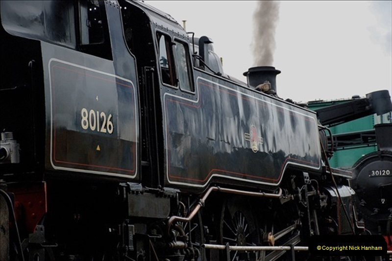 2019-03-22 Flying Scotsman at Swanage. (31) 204