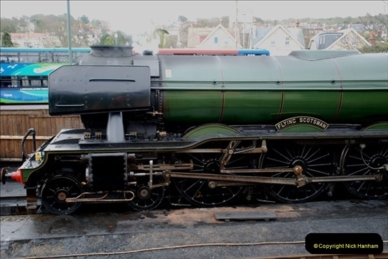 2019-03-20 Flying Scotsman at Swanage (61) 107
