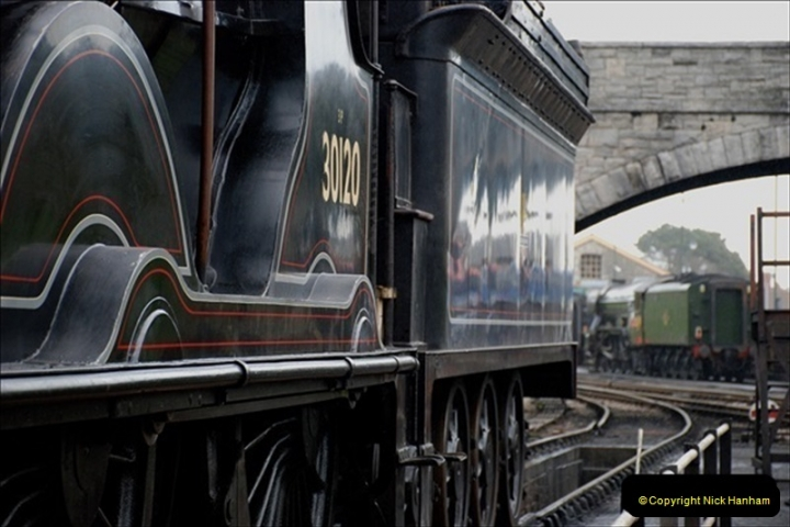 2019-03-20 Flying Scotsman at Swanage (80) 126