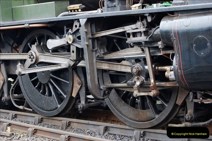 2019-03-22 Flying Scotsman at Swanage. (161) 334