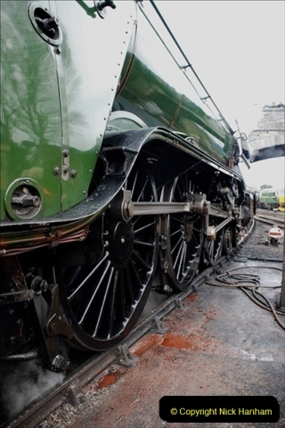 2019-03-22 Flying Scotsman at Swanage. (224) 397