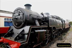 2019-03-20 Flying Scotsman at Swanage (103) 149
