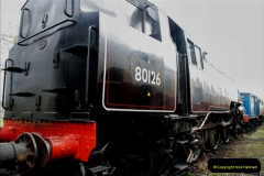 2019-03-20 Flying Scotsman at Swanage (105) 151