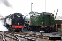 2019-03-22 Flying Scotsman at Swanage. (107) 280