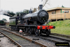 2019-03-22 Flying Scotsman at Swanage. (116) 289