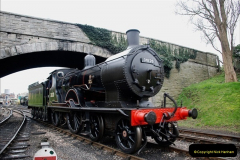 2019-03-22 Flying Scotsman at Swanage. (117) 290