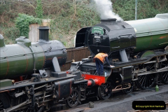 2019-03-22 Flying Scotsman at Swanage. (5) 178