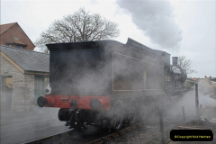 2019-03-22 Flying Scotsman at Swanage. (59) 232