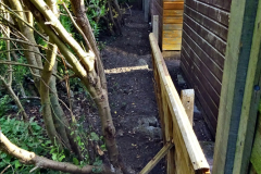 2020-09-11 to 15 Garden alterations to Number 32. (29) 029
