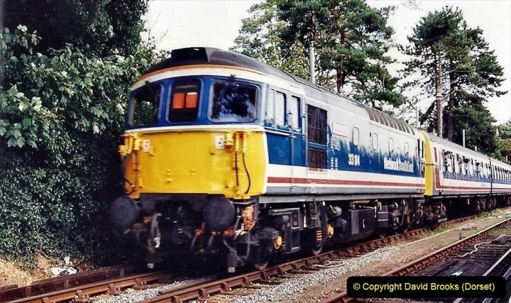 1992-09-12 Bournemouth Depot Open Day. (13) 013